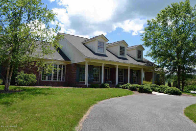Wythe County Single Family Home For Sale: 155 W Wind Drive