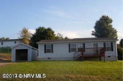 Montgomery County Single Family Home For Sale: 1631 Blue Spruce Dr