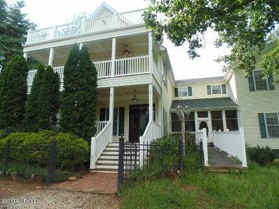 Willis Single Family Home For Sale: 6733 Floyd Hwy S