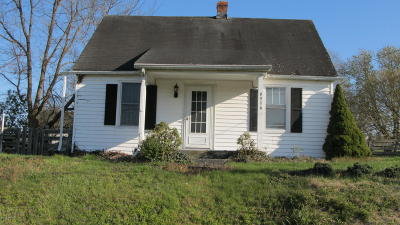 Belspring Single Family Home For Sale: 6936 Depot Road