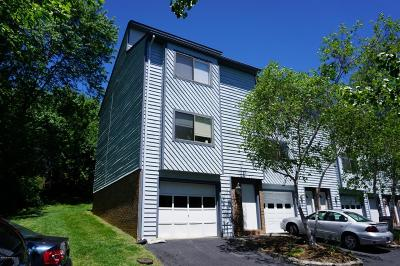 Montgomery County Condo/Townhouse For Sale: 231 Fairfax Road