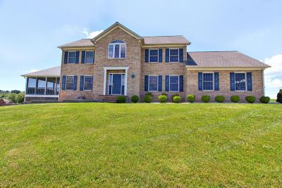 Riner Single Family Home For Sale: 3940 Fieldcrest Dr