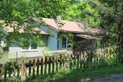 Montgomery County Single Family Home For Sale: 744 Dabney Rd