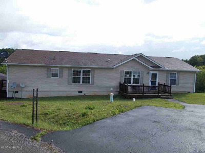Christiansburg Single Family Home For Sale: 3300 Blue Spruce Ct
