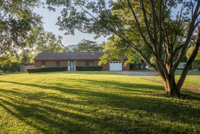 Newport Single Family Home For Sale: 697 Maybrook Rd