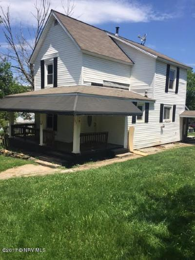 Radford Single Family Home For Sale: 203 Pendleton St