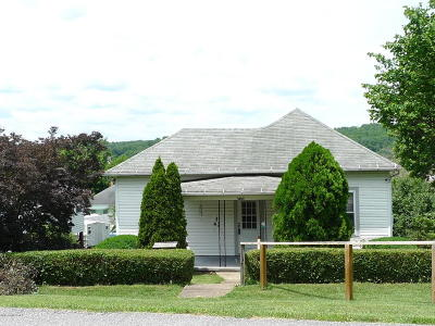 Radford Single Family Home For Sale: 1805 4th St