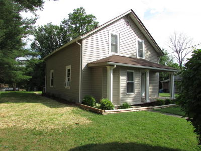 Radford Single Family Home For Sale: 304 Williams Avenue
