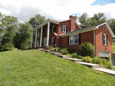 Check Single Family Home For Sale: 1612 Stonewall Rd NE