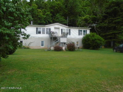 Draper Single Family Home For Sale: 1721 Shulls Ln