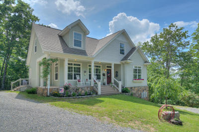 Single Family Home Sold: 7155 Old Cloyd Road