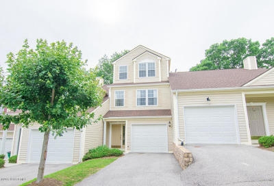 Christiansburg Condo/Townhouse For Sale: 210 Huff Heritage Lane