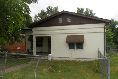 Pulaski County Single Family Home For Sale: 215 11th St NW