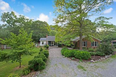 Pearisburg Single Family Home For Sale: 467 Rye Hollow Rd