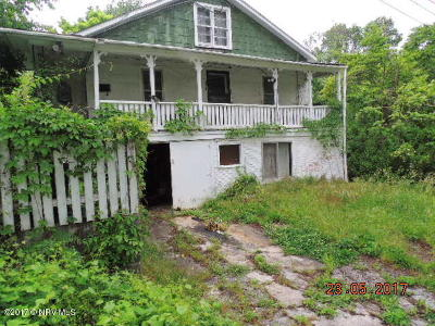 Pulaski County Single Family Home For Sale: 649 6th St NE