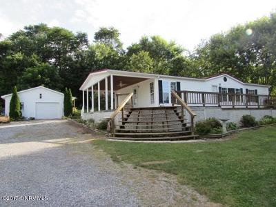 Wythe County Single Family Home For Sale: 143 Cable Lane