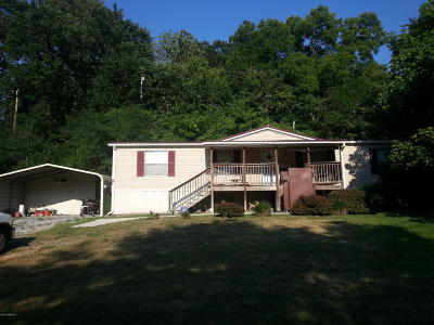 Blacksburg VA Single Family Home For Sale: $119,900