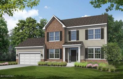Blacksburg Single Family Home For Sale: 2308 Scenic Ridge Cir