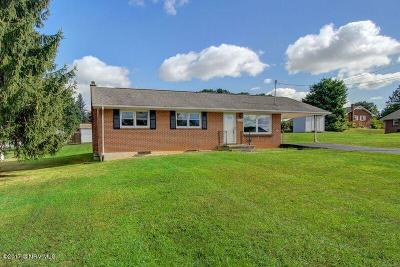 Montgomery County Single Family Home For Sale: 1290 Cedar St