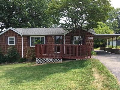 Dublin Single Family Home For Sale: 5224 State Park Rd