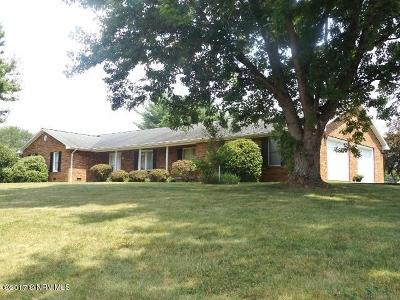 Giles County Single Family Home For Sale: 1000 Pine Pl