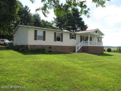 Pulaski County Single Family Home For Sale: 131 Arden Lane