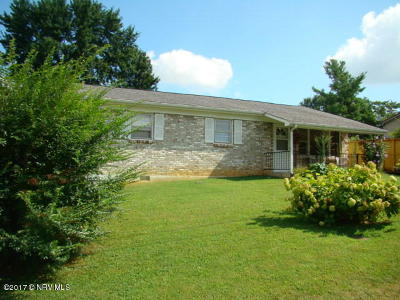 Pulaski County Single Family Home For Sale: 5485 Shepard Drive