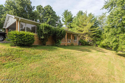 Christiansburg Single Family Home For Sale: 4625 Wayside Dr