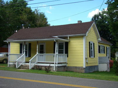 Giles County Single Family Home For Sale: 723 Main St