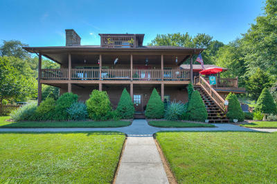 Floyd County Single Family Home For Sale: 319 Mystic Lane