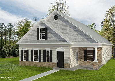 Christiansburg Single Family Home For Sale: 140 Roudabush Dr NW