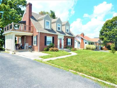 Christiansburg Single Family Home For Sale: 301 S Franklin St