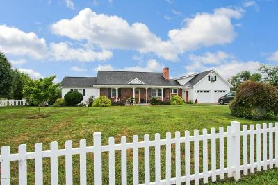 Pulaski County Single Family Home For Sale: 3200 Schrader Hill Rd