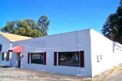 Radford Commercial For Sale: 612 W Main Street