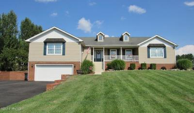 Pulaski County Single Family Home For Sale: 5306 Crossbow Dr