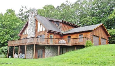 Newport Single Family Home For Sale: 290 Serenity Pl