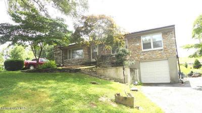 Radford Single Family Home For Sale: 6571 Hylton Rd
