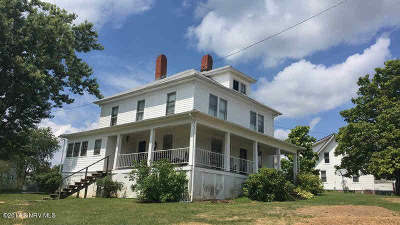 Wythe County Single Family Home For Sale: 415 N Main Street
