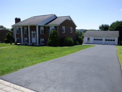 Wythe County Single Family Home For Sale: 1245 N 11th Street