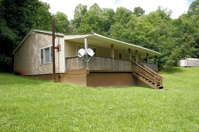 Pearisburg Single Family Home For Sale: 1507 Bear Springs Road