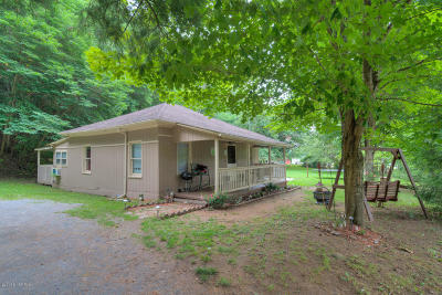 Giles County Single Family Home For Sale: 1011 Cascade Drive