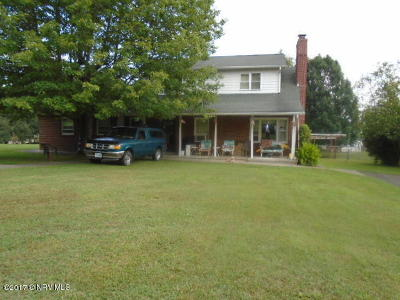 Pulaski County Single Family Home For Sale: 1317 Peppers Ferry Rd