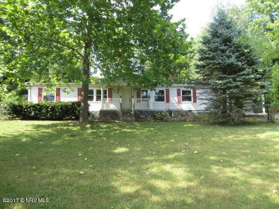 Montgomery County Single Family Home For Sale: 6242 Fallam Rd
