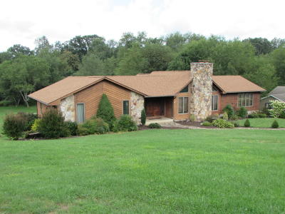Pulaski County Single Family Home For Sale: 5461 Erin Dr