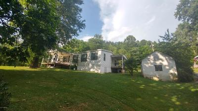 Shawsville Single Family Home For Sale: 2900 Alleghany Spring Road