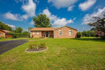 Pulaski County Single Family Home For Sale: 4625 Newbern Heights Dr