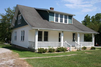 Montgomery County Single Family Home For Sale: 208 Miller St SE