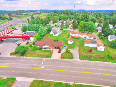 Christiansburg Commercial For Sale: 35 Farmview Road