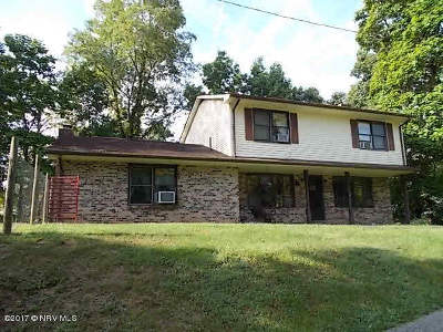 Montgomery County Single Family Home For Sale: 4271 McCoy Road