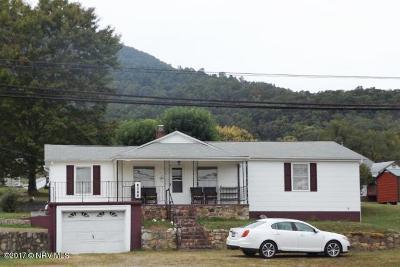 Pearisburg Single Family Home For Sale: 1066 Pulaski Giles Tpke